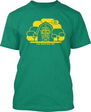 Cloudy Barn